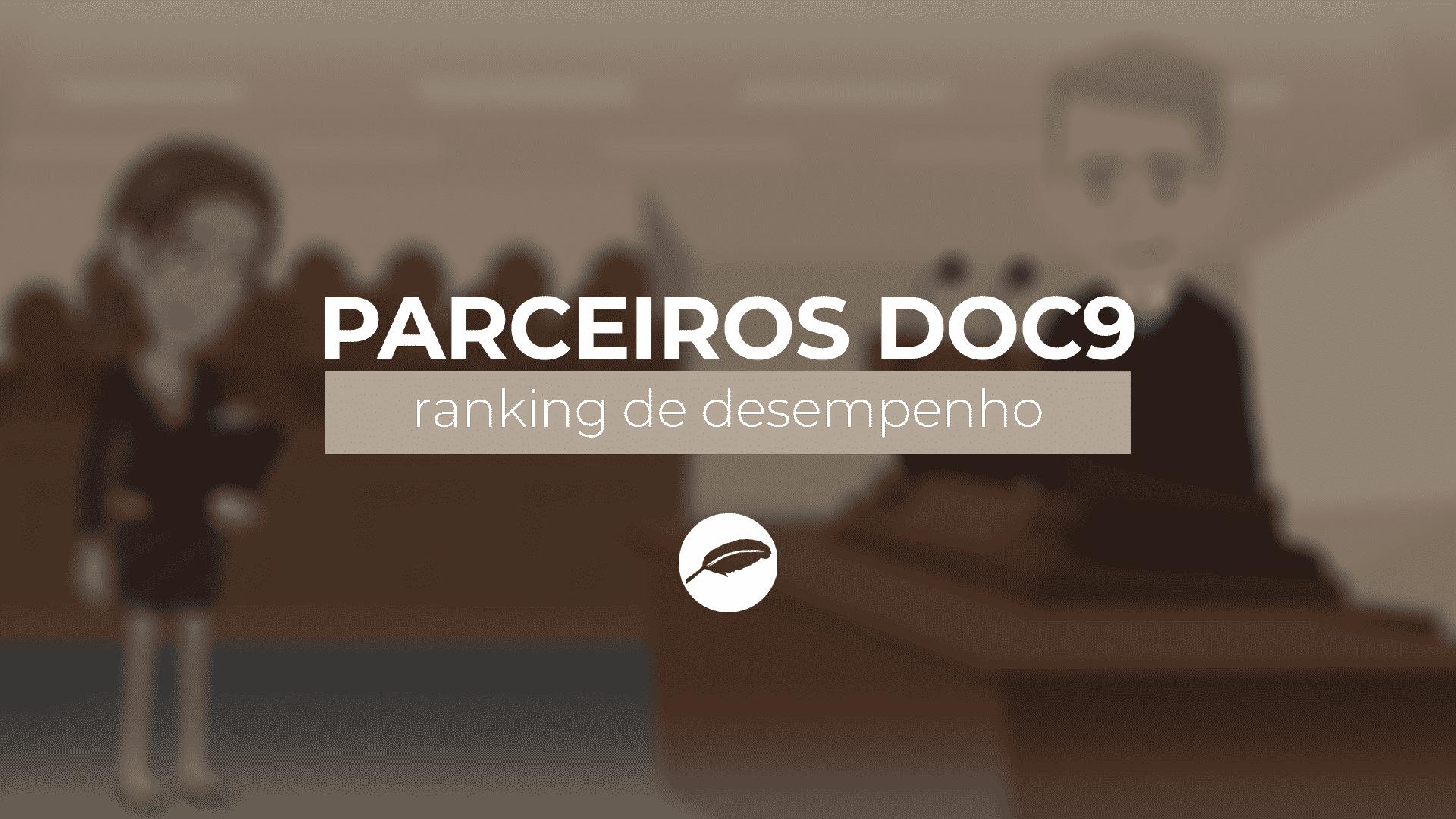 Ranking de Advogados Correspondentes DOC9 - Serviços Forenses